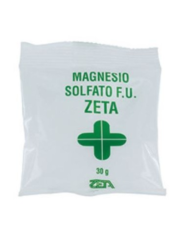 MAGNESIO SOLFATO POLVERE 30 G