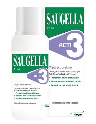SAUGELLA ACTI3 DETERGENTE...