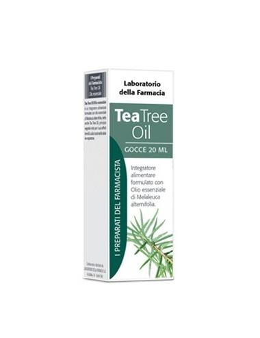 LDF TEA TREE OIL OLIO...
