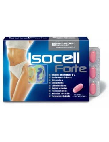 ISOCELL FORTE 40 COMPRESSE