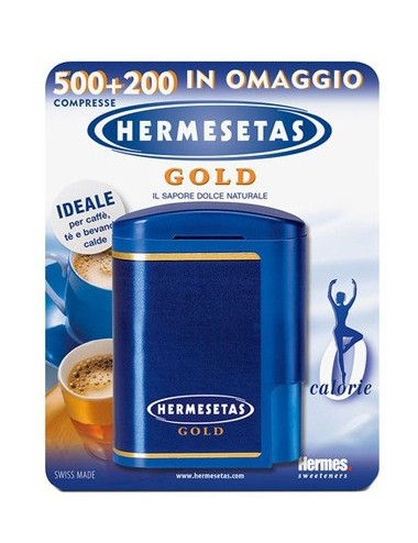 HERMESETAS GOLD 500+200...