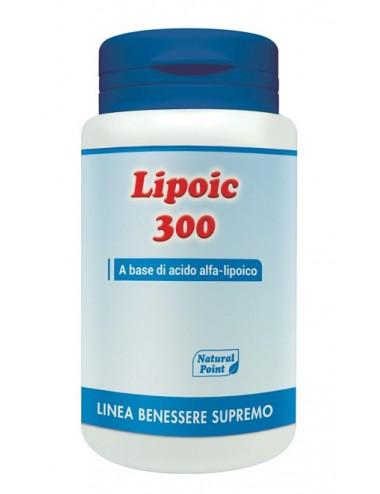 LIPOIC 300 50 CAPSULE VEGETALI
