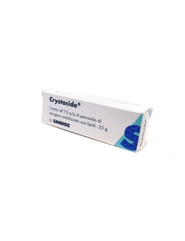 CRYSTACIDE CREMA ALL'1%