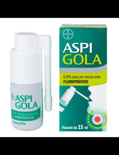ASPI GOLA 0,25% Collutorio...