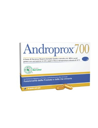 ANDROPROX 700 15 PERLE SOFTGEL