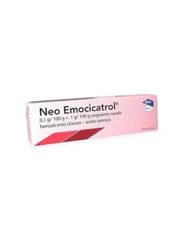 NEO-EMOCICATROL 1MG/G + 20...