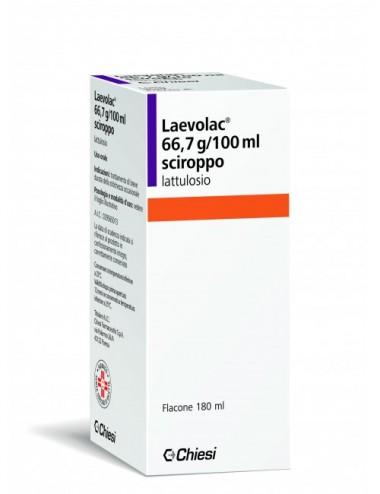 LAEVOLAC SCIROPPO/ BUSTINE