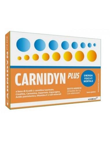 CARNIDYN PLUS 20 BUSTINE DA...