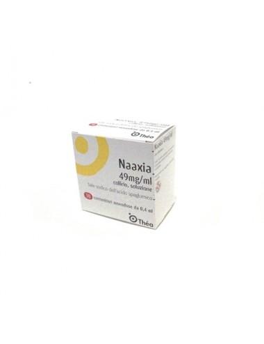 NAAXIA 49 MG/ML COLLIRIO...