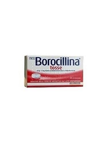 NEO BOROCILLINA TOSSE 10 MG...