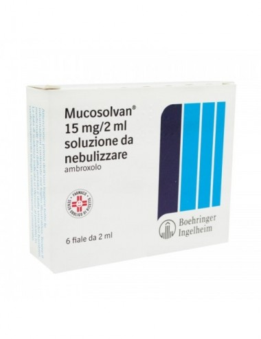 MUCOSOLVAN 15 MG/2 ML...