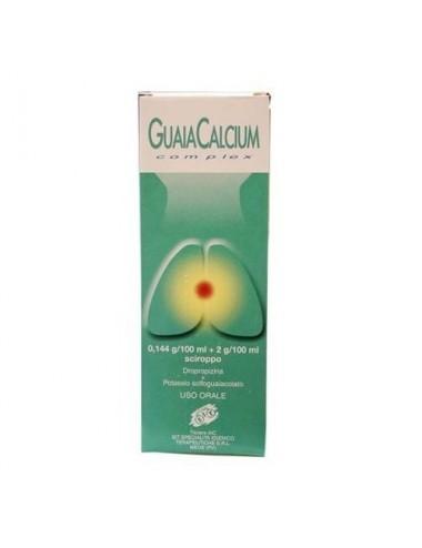 GUAIACALCIUM COMPLEX 0,144...