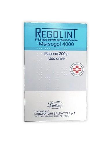 REGOLINT 973,6 MG/G POLVERE...