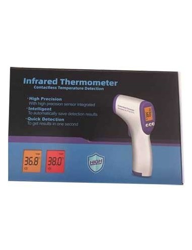 INFRARED THERMOMETER T2020