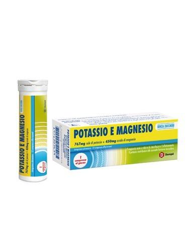 DOMPE' POTASSIO E MAGNESIO...