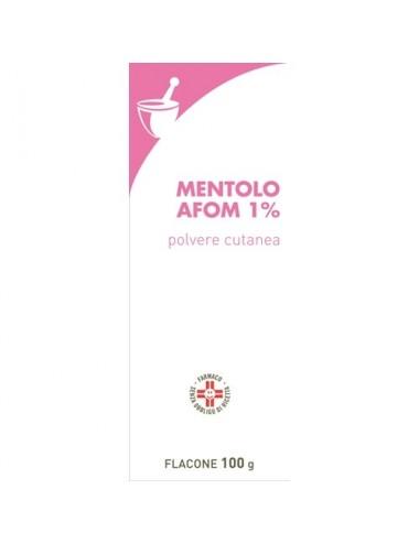MENTOLO FARMAKOPEA 1%...