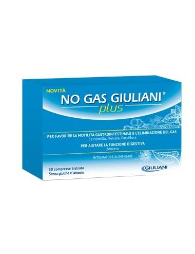 NO GAS GIULIANI PLUS 30...