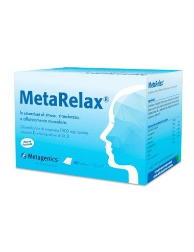 METARELAX 40 BUSTINE NEW