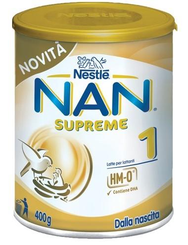 NESTLE' NAN SUPREME 1 LATTE...