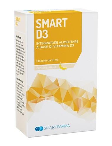 SMART D3 GOCCE 15 ML GUSTO...