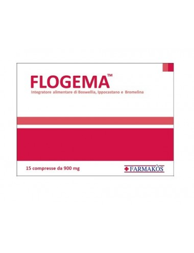 FLOGEMA 15 COMPRESSE