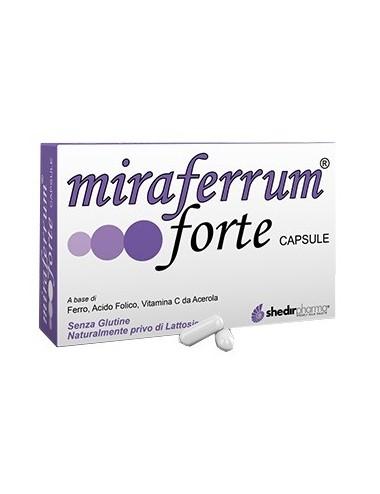 MIRAFERRUM FORTE 30 CAPSULE