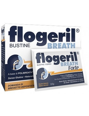 FLOGERIL BREATH FORTE 18...