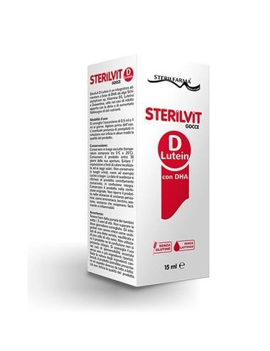 STERILVIT 2 GOCCE 20 ML