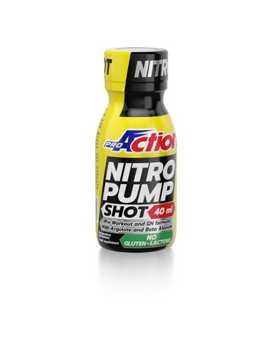 PROACTION NITRO PUMP SHOT...