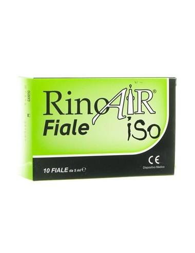 RINOAIR ISO 10 FIALE DA 5 ML