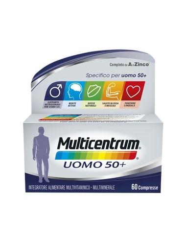 MULTICENTRUM UOMO 50+ 60...