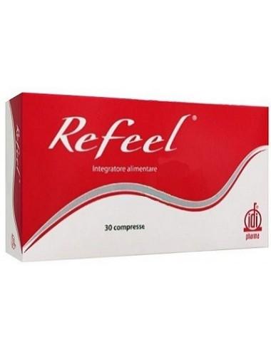 REFEEL 30 COMPRESSE
