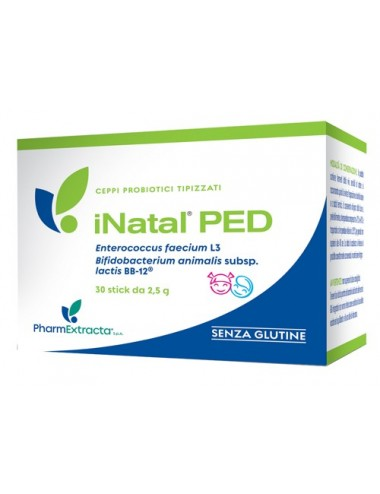 INATAL PED 30 BUSTINE
