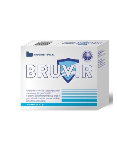 BRUVIR 10 BUSTINE 3,2 G