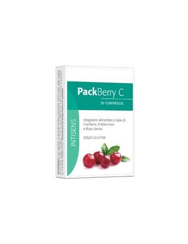 PACKBERRY C LDF 30 COMPRESSE
