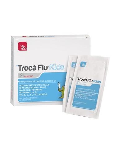 TROCA' FLU KIDS 10 BUSTINE...