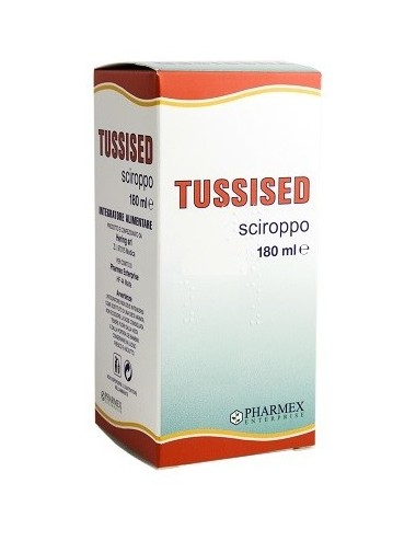 TUSSISED SCIROPPO 180 ML