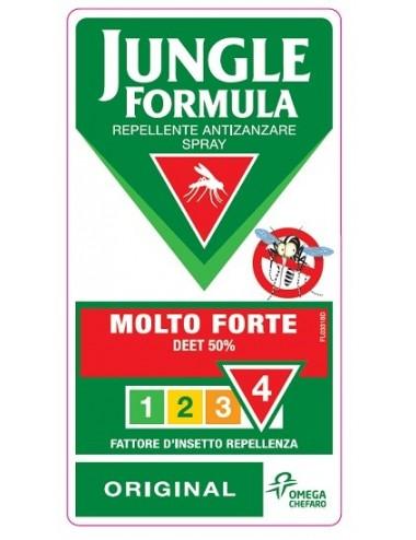 JUNGLE FORMULA MOLTO FORTE...