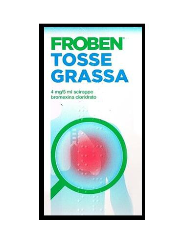 FROBEN TOSSE GRASSA 4 MG/5...
