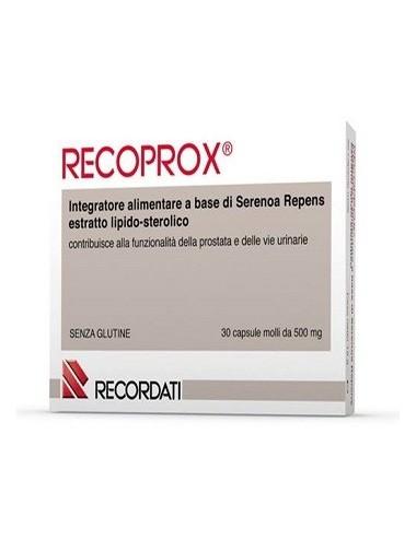 RECOPROX 30 CAPSULE MOLLI