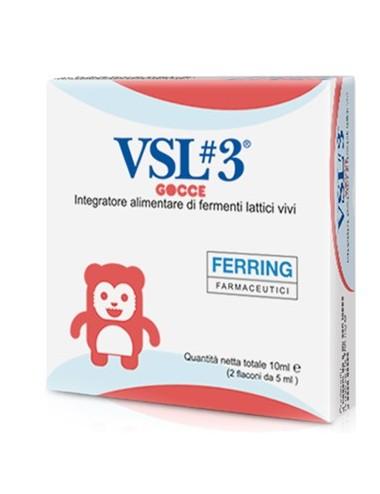 VSL3 GOCCE 10 ML