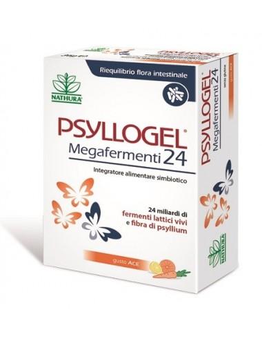 PSYLLOGEL MEGAFERMENTI 24...