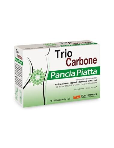 TRIOCARBONE PANCIA PIATTA...