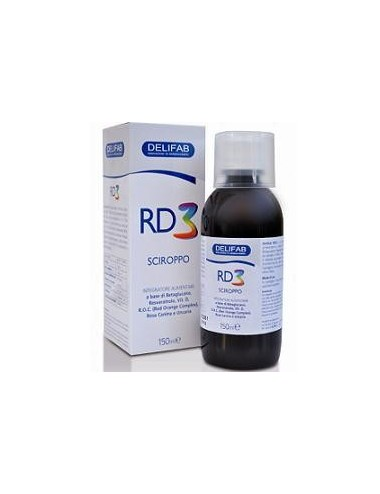 DELIFAB RD3 SCIROPPO 150 ML
