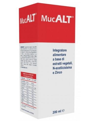 MUCALT 200 ML