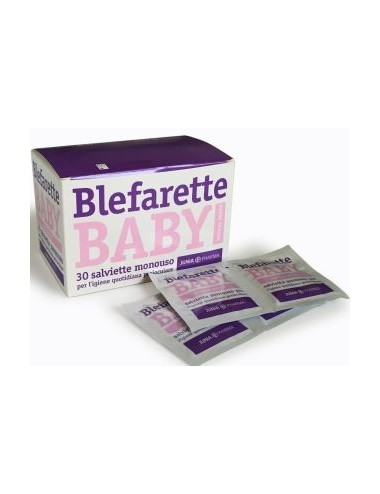 BLEFARETTE BABY SALVIETTINE...