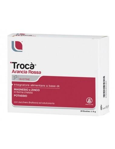 TROCA' ARANCIA ROSSA 20...