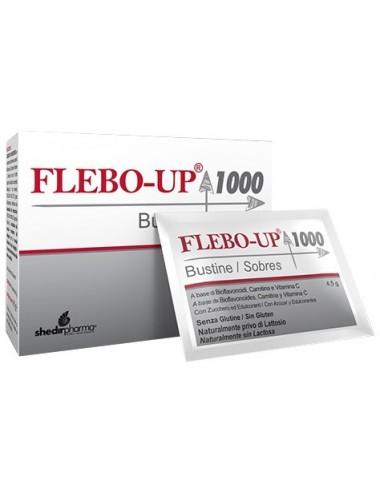 FLEBO-UP 1000 18 BUSTINE 4,5 G