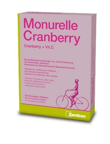 MONURELLE CRANBERRY 20...